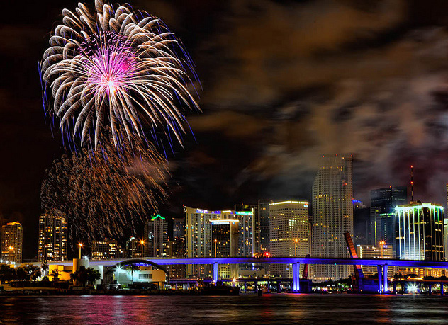 Road Safety Tips to Avoid a New Year's Car Accident in Miami